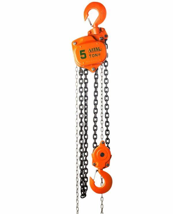 5 ton Vital Chain Block