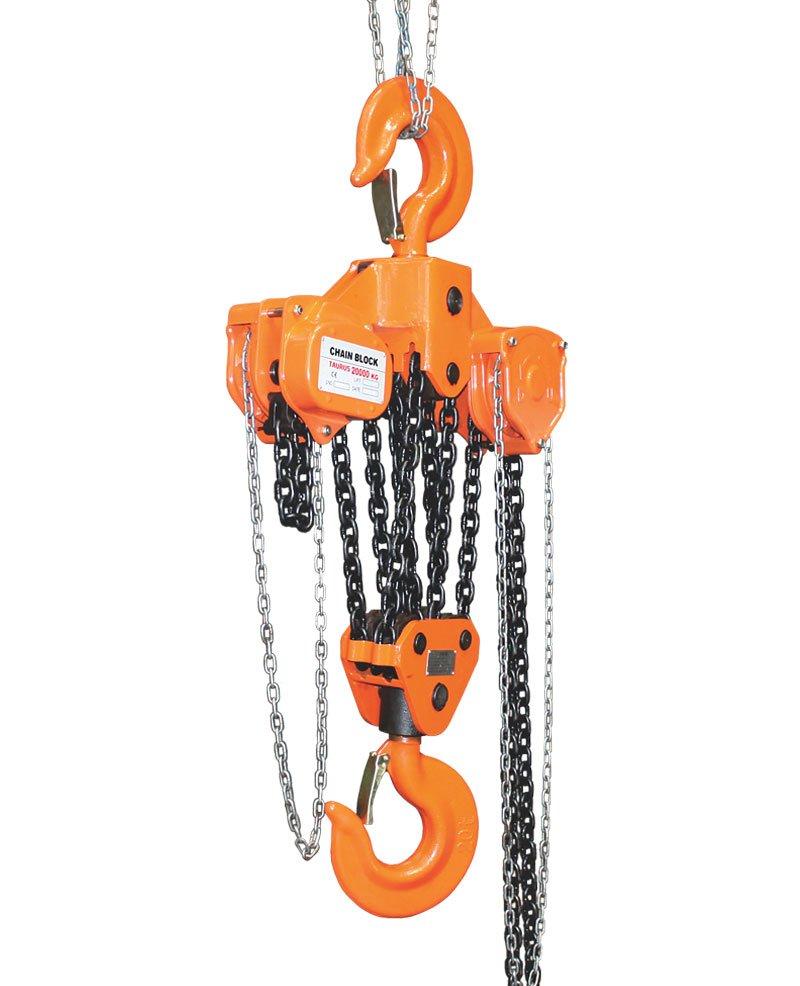 Taurus Chain Block